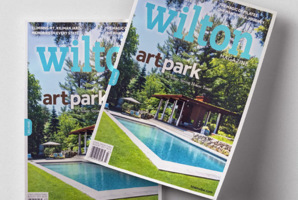 The LaurelRock Company As Seen In Wilton Magazine
