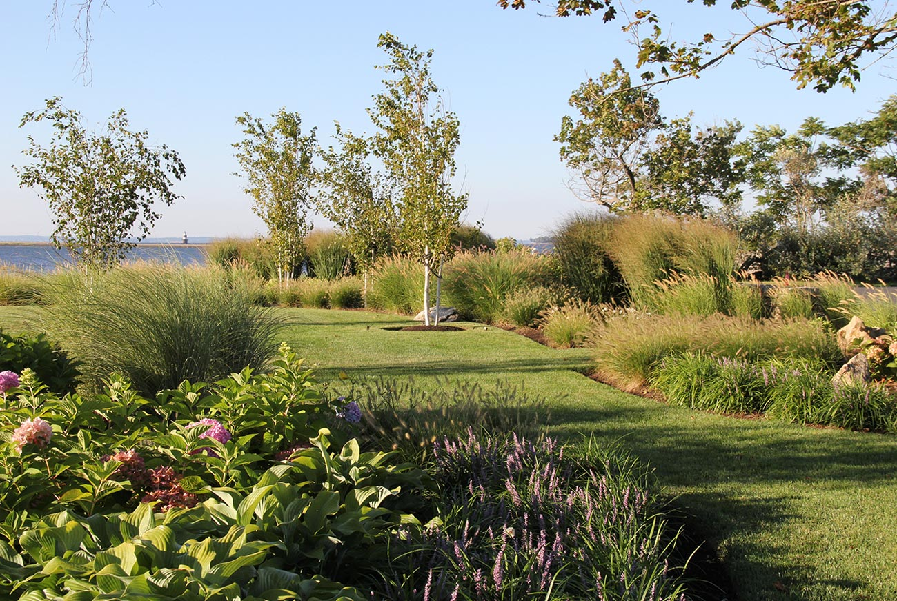 The LaurelRock Company - Residential Landscaping in CT - Bluff Point