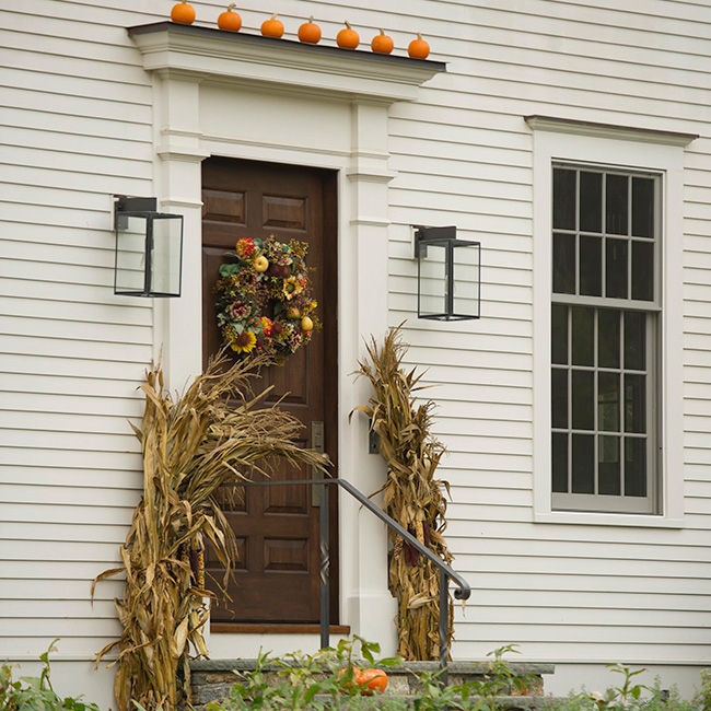 The LaurelRock Company provides year-round property enhancements such as Fall décor.