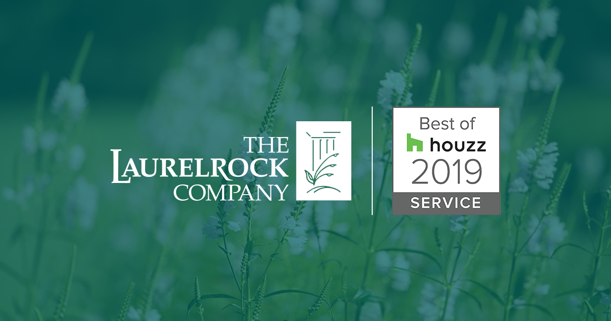 LaurelRock Company Awarded Best of Houzz 2019 Service